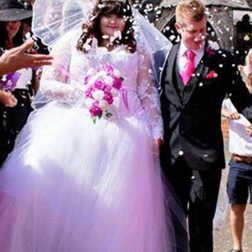 Sarah Day - Plus Size Bridal