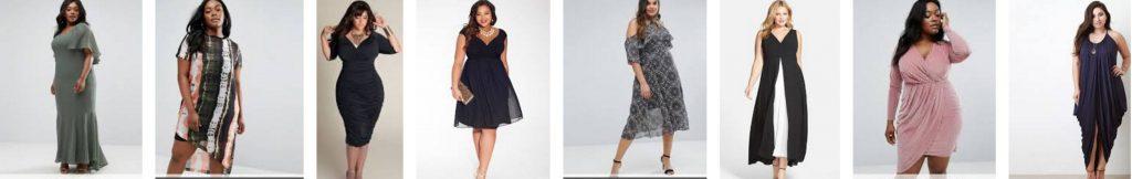 Google image search: plus size dress
